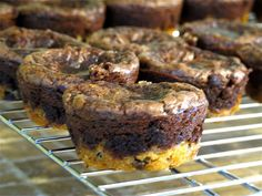 Awesome Bake Sale recipes!Cookie on the bottom, brownie on the top, and reeses in the middle