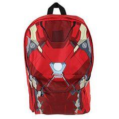 Smart Living Company Iron Man Backpack  backpack  travel  entrepreneur 11cec1a1f6d05