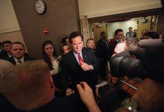 Photo #22 #prezpix #prezpixrs election 2012 candidate: Rick Santorum publication: Los Angeles Times LA Times photographer: Mario Tama Getty Images publication date: 3/4/12