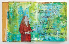 Another YAWP Art Journal Page