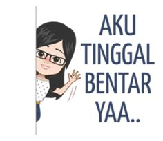 Jelita is an attractive girl who has a long distance relationship. Use this sticker set for conversation with your loved one :) Stay Strong Quotes, Cute Love Cartoons, Meme Stickers, Cartoon Jokes, Anime Girl Cute, Attractive Girls, Cute Gif, Funny Faces, Funny Pictures