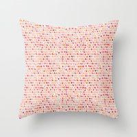 Throw Pillows by Alessandra Spada   Society6