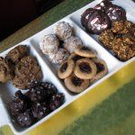 Chocolate chip, oatmeal raisin, even Thin Mint! These egg- and butter-free treats make the perfect holiday indulgence!