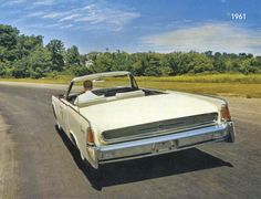 Lincoln Continental Since 1961