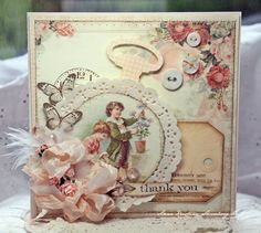 Card by Anne Kristine for Pion Design