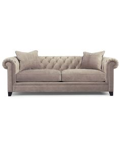 Martha Stewart Sofa, Saybridge - Couches & Sofas - furniture - storm
