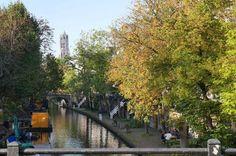 #herfstlicht Oudegracht #Utrecht