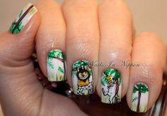 where the wild things are nails Chic Fall Fashion, Geek Chic Fashion, Hair And Nails, My Nails, Nail Tutorials, Pretty Nails, Nice Nails, Wild Things, You Nailed It