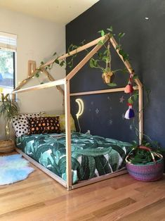 45 Trendy Ideas For Wood Frame House Bed Christmas Crafts For Toddlers, Christmas Crafts For Kids To Make, Kids Crafts, Christmas Ideas, Craft Kids, Kids Diy, Easter Crafts, Christmas Decor, Christmas Gifts