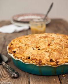 Dulce de Leche Apple Pie