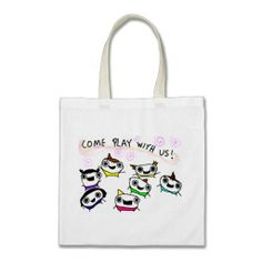 """>>>Coupon Code          """"Come play with us"""" Bag           """"Come play with us"""" Bag lowest price for you. In addition you can compare price with another store and read helpful reviews. BuyHow to          """"Come play with us"""" Bag please follow the link to see fully...Cleck Hot Deals >>> http://www.zazzle.com/come_play_with_us_bag-149220049341251819?rf=238627982471231924&zbar=1&tc=terrest"""