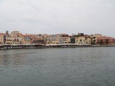 Venetian Harbour, Chania, Crete
