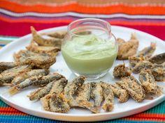 Bela Cozinha Vero - Ep. 6 - Frutos do mar - Pititinga frita com molho de coentro (Foto: Joo Franco)