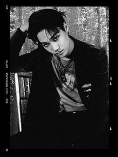 """#EXO #EXO_LOTTO #KAI """"LOTTO"""" Photo Teaser"""