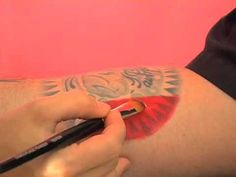 Conceal Tattoos with These Makeup Tricks