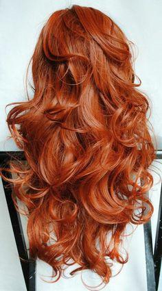 Bakır saç renkleri