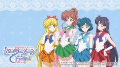 Super Inner Senshi SM Crystal by xuweisen fan art