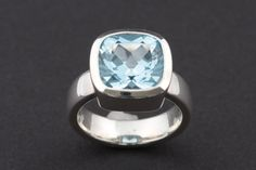 Ring | Silber 925 | Topas | Damenring von Schmuckbotschaften auf DaWanda.com