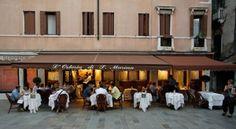 Ресторан L'Osteria di Santa Marina. Район Каннареджо