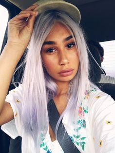 Mylifeaseva - Eva Gutowski - Purple hair