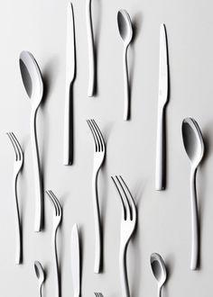 ronan + erwan bouroullec cutlery for alessi