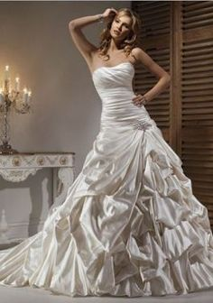 Corset Ball Gown wedding dress