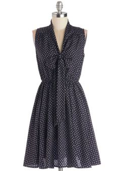 simply and pretty polka dots