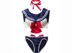 Sailor Moon Undies Set