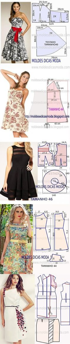 Beginning to Sew Modest Clothing Patterns – Recommendations from the Experts Sewing Dress, Dress Sewing Patterns, Diy Dress, Sewing Clothes, Clothing Patterns, Fashion Sewing, Diy Fashion, Make Your Own Clothes, Diy Clothing