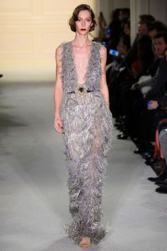 Marchesa Fall 2015. See the best runway looks from New York Fashion Week, here: