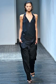 Spring 2015 RTW - DION LEE COLLECTION  Photo:  Courtesy of Dion Lee