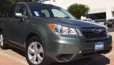 Check out our quick profile of the 2015 #Subaru Forester 2.5i Premium http://goo.gl/2ZHxmk