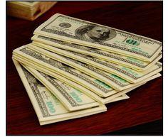 [Visit to Buy] Dollar $ 100 Bill Money Pocket Tissue Paper Napkins Joke Gift 4th July Party Casino #Advertisement