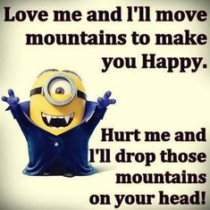 35 Funniest and Hilarious Minions Quotes so you can enjoy minions at the best ! ALSO READ: 30 Funny Minion banana Quotes ALSO READ: 30 Funny Evil Minions Quotes Humor Minion, Funny Minion Memes, Minions Quotes, Funny Jokes, Minion Stuff, Math Humor, Funny Art, Funny Minion Pictures, Funny Images