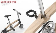 Bamboo Bicycle concept_2