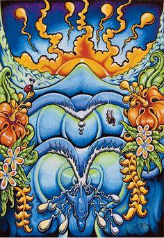 Surf Art   Drew Brophy - Surf Lifestyle Artist