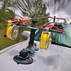 Need this one for my non-SUV fishing transporter (compact sports car)