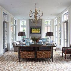 I love the floors