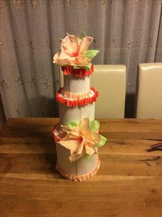 Papierová torta