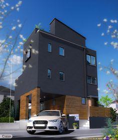 建築パースの制作実績:クラリスビジュアライズワークス合同会社