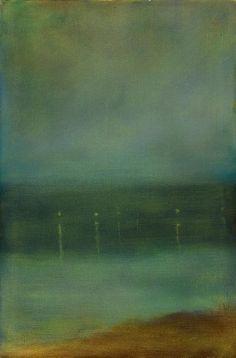 Landscape paintings of James Abbott McNeill Whistler