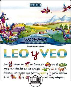 Los gnomos (Leo Y Veo...) de Equipo Susaeta ✿ Libros infantiles y juveniles - (De 3 a 6 años) ✿