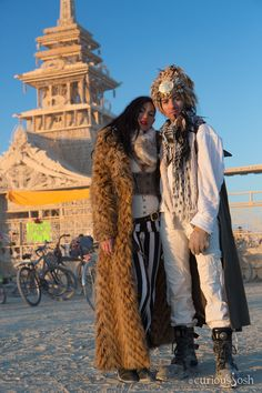 Shuffle: The 15 Best Burning Man Costumes Ever | Ignite.me | Burner Style & Radical Self-Expression