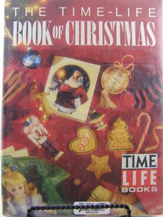 The Time-Life Book of Christmas vintage by pennycandyemporium2