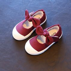 Kale Maroon Mary Jane With Knot Bow Applique Bellies  #MaroonBellies #bowbellies
