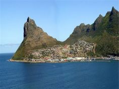Sentinel Peak, Hout Bay, Cape Town. Cape Town, South Africa, African, Country, City, Heart, Water, Places, Outdoor