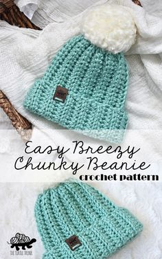 Hottest Absolutely Free chunky Crochet Hat Strategies It truly is Countrywide Curtains calendar month around September. Just since it is sewing 30 days, y Chunky Crochet Hat, Crochet Beanie Pattern, Crochet Fall, Cute Crochet, Easy Crochet Baby Hat, Diy Crochet Gifts, Easy Crochet Hat Patterns, Crochet Hat Sizing, Beanie Pattern Free