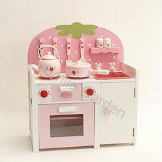 Mother Garden - Strawberry Kitchen