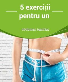 5 exercises for a toned abdomen - Health dose, Health Care, Gym Shorts Womens, Yoga, Sport, Exercises, Deporte, Excercise, Exercise Routines, Sports