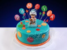Торт «Любимому малышу»